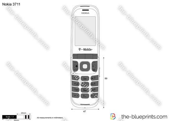Nokia 3711