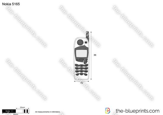 Nokia 5165