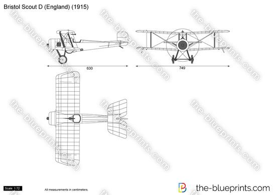 Bristol Scout D (England)