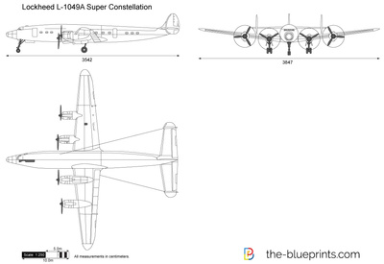 Lockheed L-1049A Super Constellation