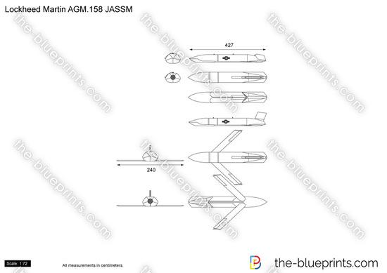 Lockheed Martin AGM.158 JASSM