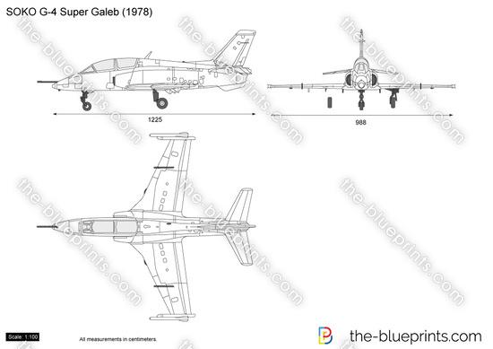 SOKO G-4 Super Galeb
