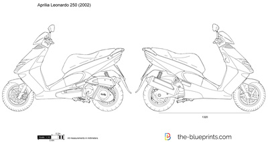 Aprilia Leonardo 250