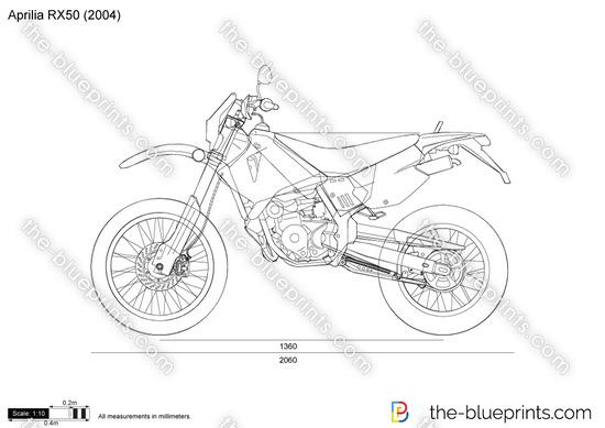 Aprilia RX50