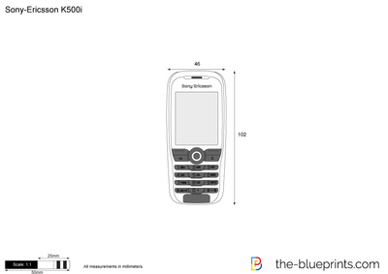 Sony-Ericsson K500i