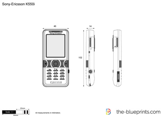 Sony-Ericsson K550i
