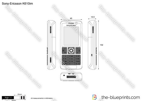 Sony-Ericsson K610im