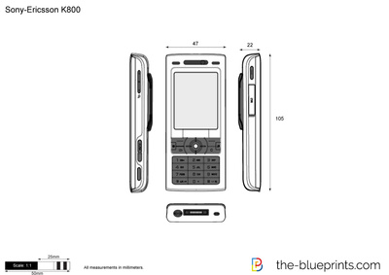 Sony-Ericsson K800