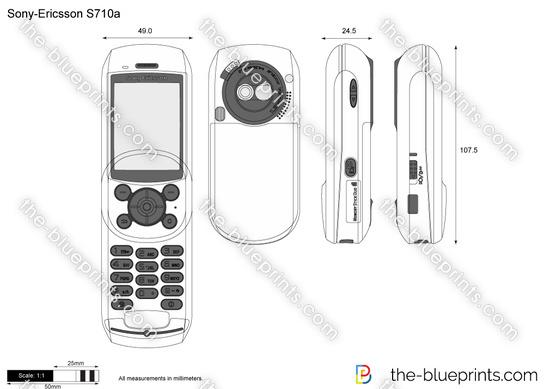 Sony-Ericsson S710a