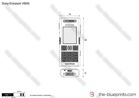 Sony-Ericsson V600i