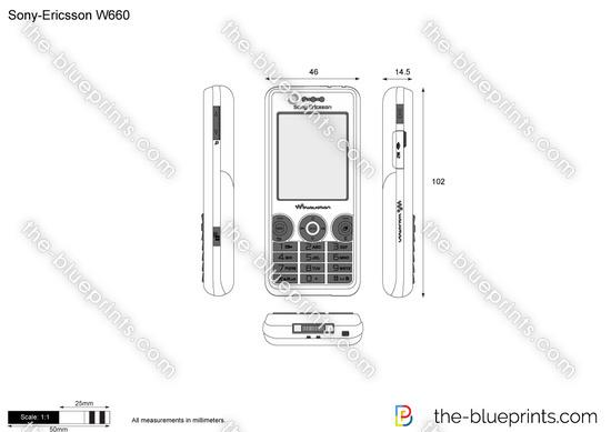 Sony-Ericsson W660