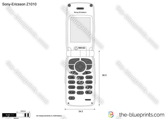 Sony-Ericsson Z1010
