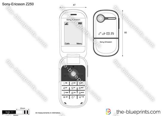 Sony-Ericsson Z250