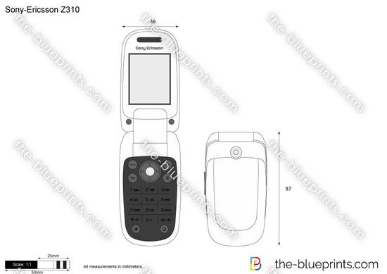 Sony-Ericsson Z310