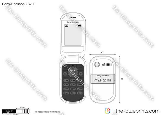 Sony-Ericsson Z320