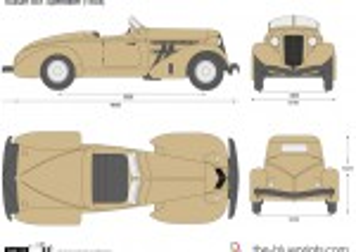Auburn 851 Speedster (1934)