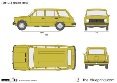 Fiat 124 Familiale (1968)