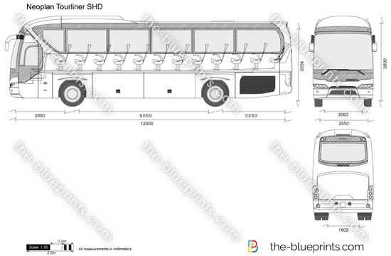 Neoplan Tourliner SHD