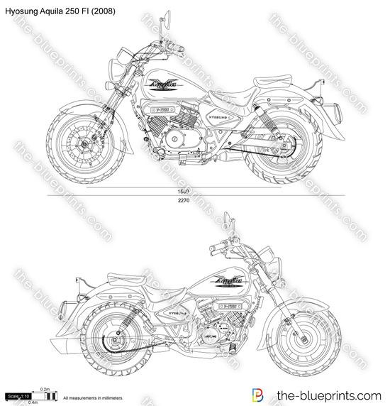 Hyosung Aquila 250 FI