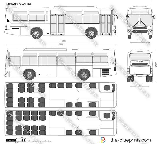 Daewoo BC211M