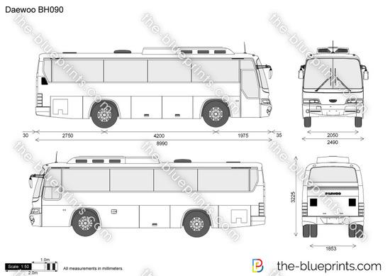 Daewoo BH090