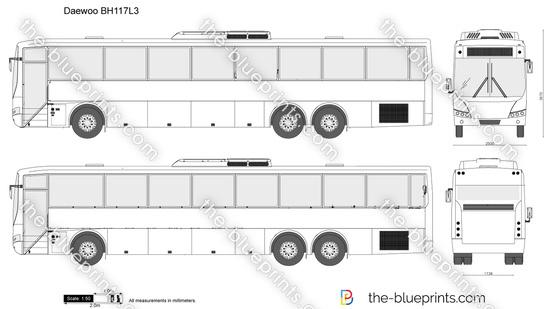Daewoo BH117L3