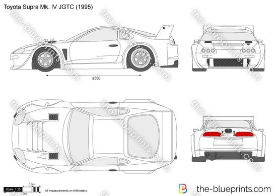 Toyota Supra Mk. IV JGTC