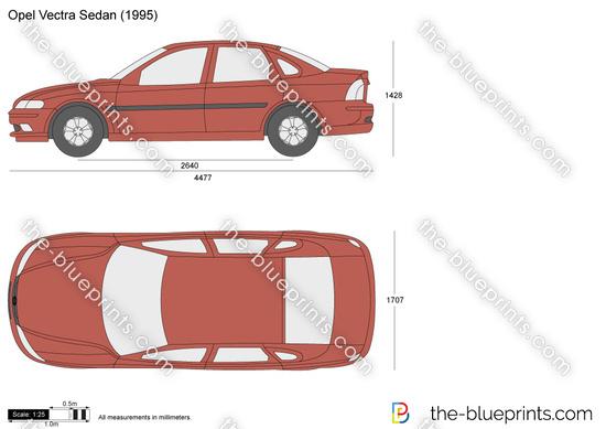 Opel Vectra Sedan