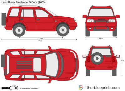 Land Rover Freelander 5-Door (2005)