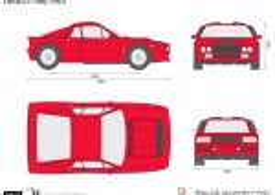 Lancia 037 Rally (1983)