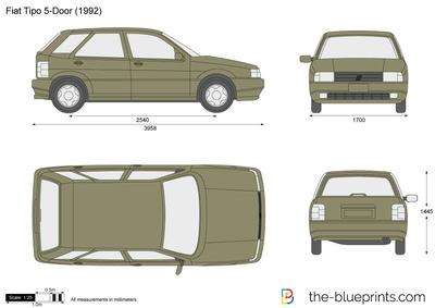 Fiat Tipo 5-Door