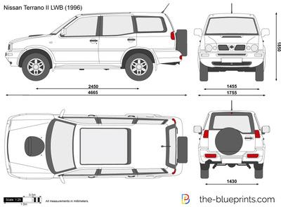 Nissan Terrano II LWB