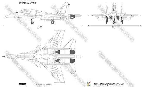 Sukhoi Su-30mk