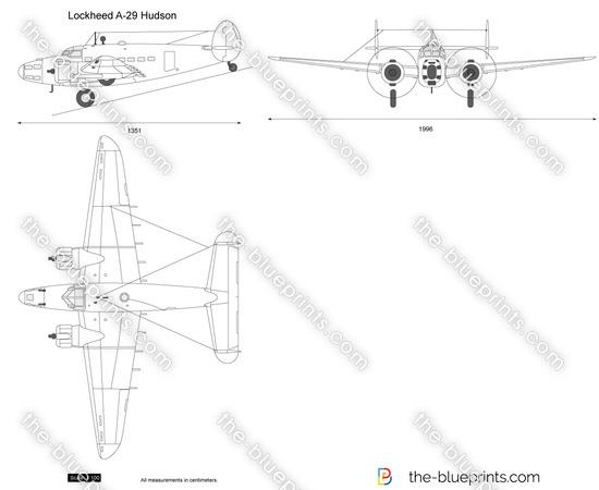 Lockheed A-29 Hudson