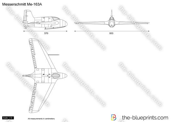 Messerschmitt Me 163A