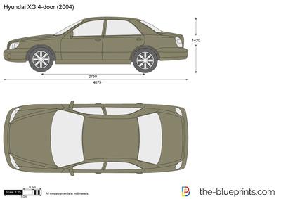 Hyundai XG 4-Door