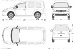 Volkswagen Caddy Life (2012)