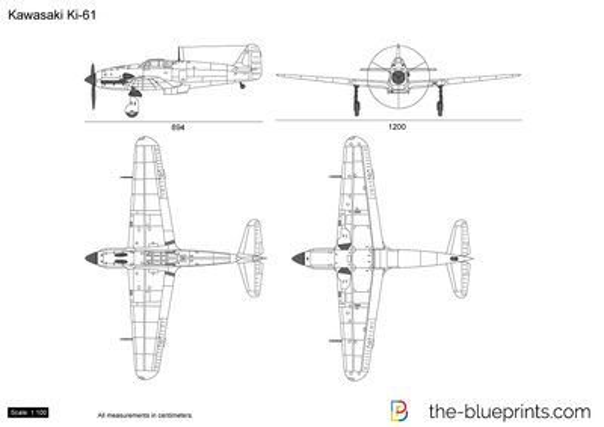 Kawasaki Ki-61 (Tony)
