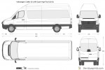 Volkswagen Crafter 50 LWB Super High Roof