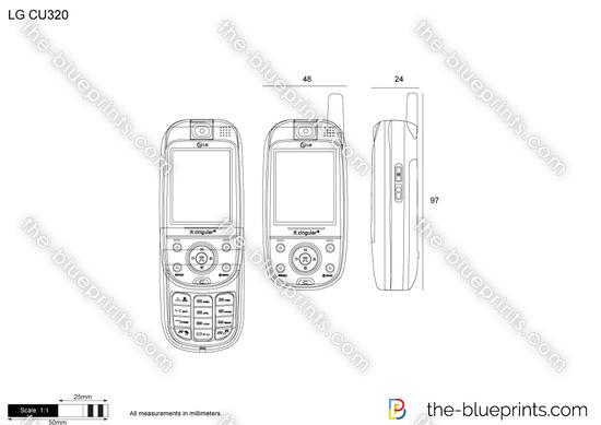 LG CU320