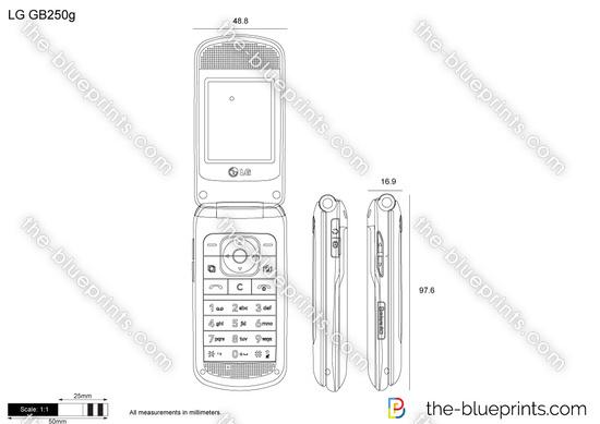 LG GB250g