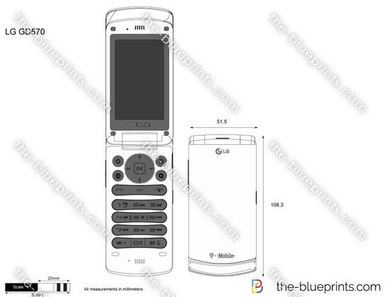 LG GD570