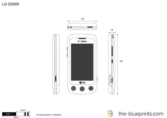 LG GS505
