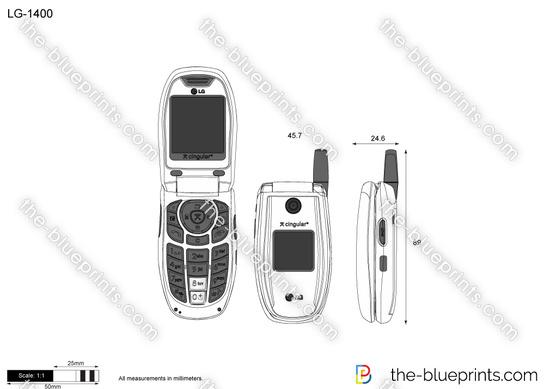 LG-1400