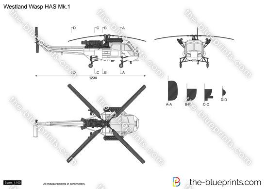 Westland Wasp HAS Mk.1