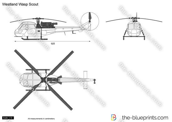 Westland Wasp Scout