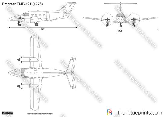 Embraer EMB-121