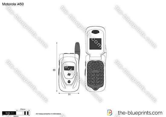 Motorola i450