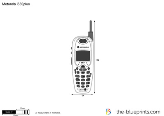 Motorola i550plus