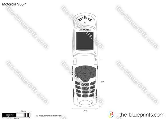Motorola V65P